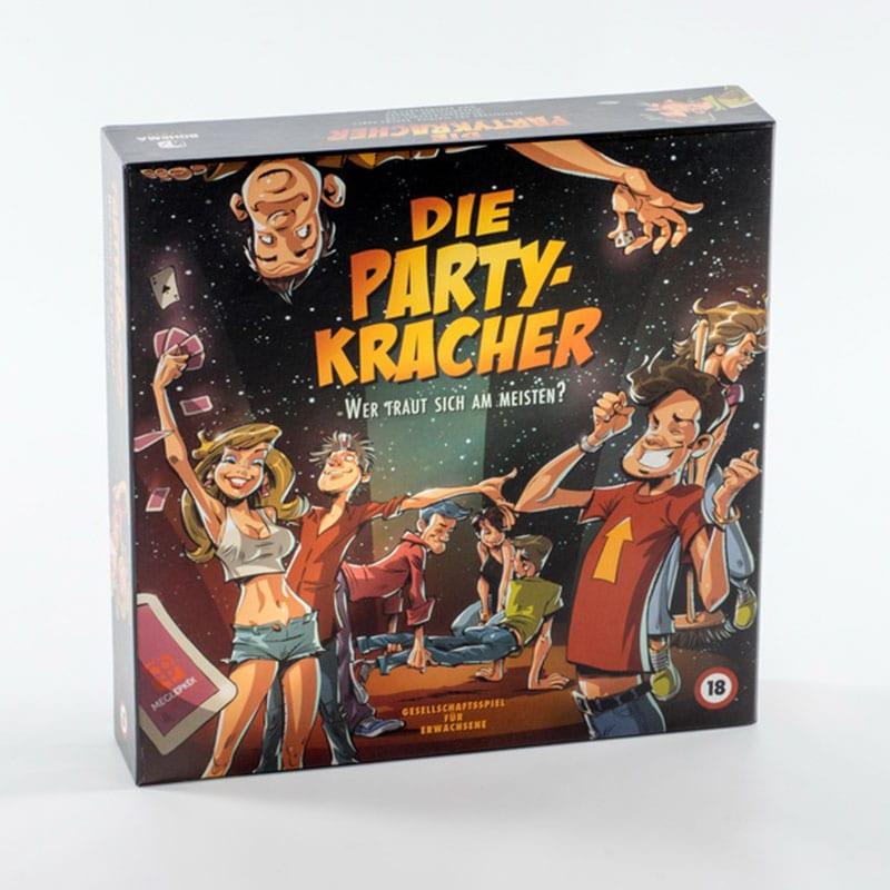 Die Party Kracher Gesellshacftspiele